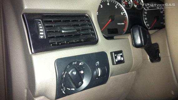 Гбо на Audi Allroad Quattro