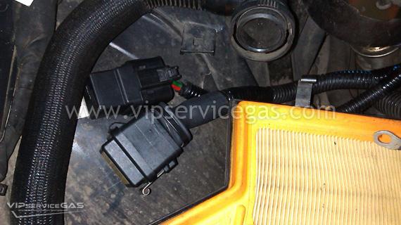 BMW M5 V10 газ