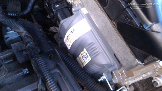 Chevrolet Cruze газ