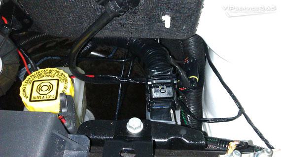 Газовое оборудование на Fiat Doblo