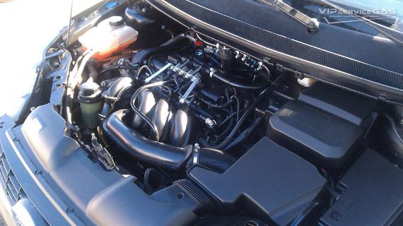 Ford Focus II газ