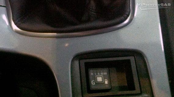 Газобаллонное оборудование на Ford Mondeo