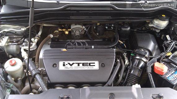 Гбо на Honda CR-V 2.4