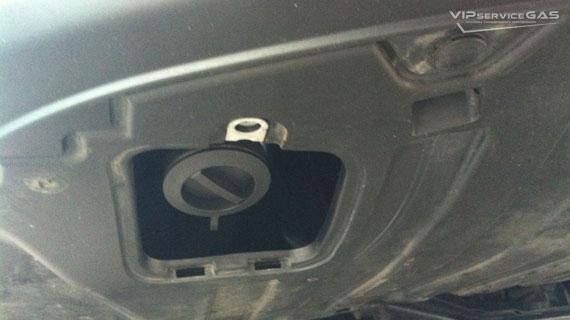 Газ на Honda CR-V 2.4