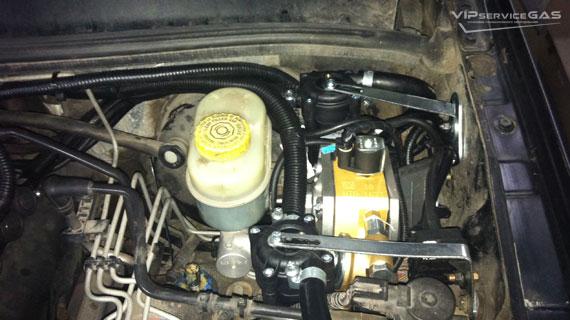 Гбо на Jeep Grand Cherokee 4.7