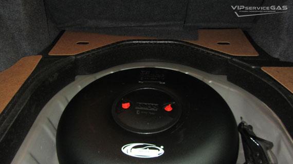 Газ на Mitsubishi Lancer X 2.0