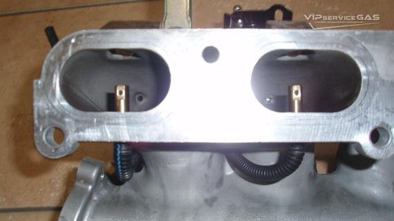 Газ на Mitsubishi Lancer X Ralliart 2.0