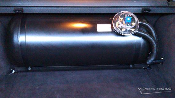 Установка гбо на Porsche Cayenne S 4.5 V8