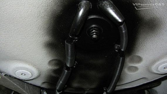 Газ на Шкода Рапид 1.6 АТ