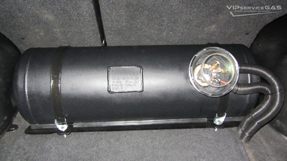 Газ на Suzuki Grand Vitara 2.4