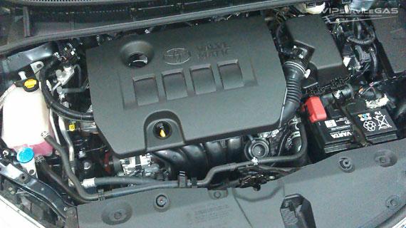 Газ на Тойота Авенсис 1.8