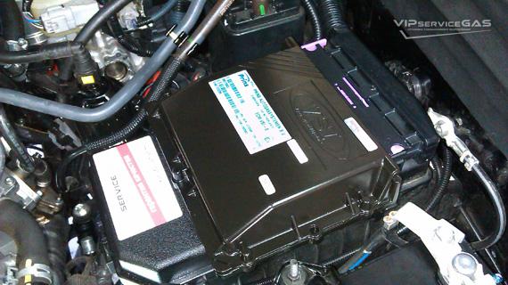 Газ на Toyota Land Cruiser Prado V6 4.0