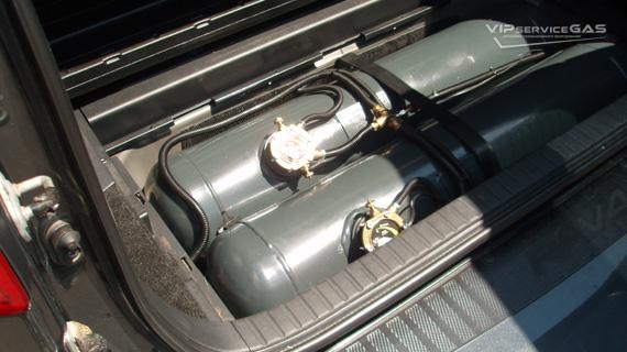 Гбо на Toyota RAV4 2.0