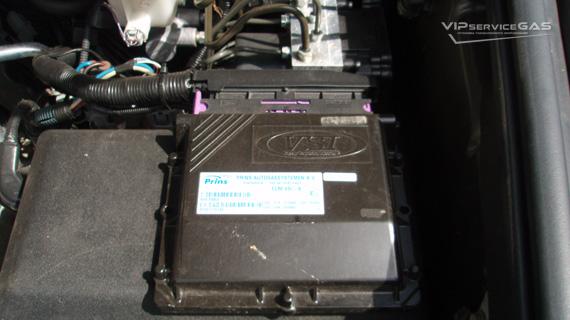 Гбо на Toyota Tundra 4.6