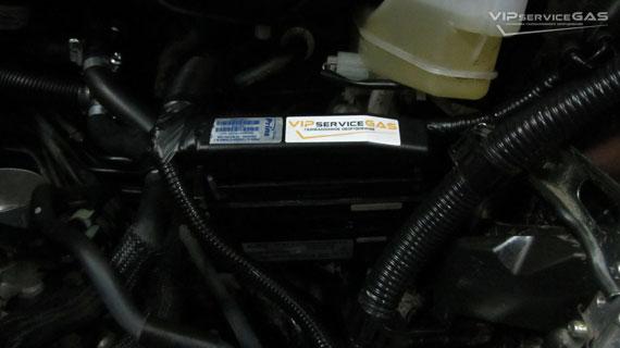 Газ на Toyota Venza 2.7