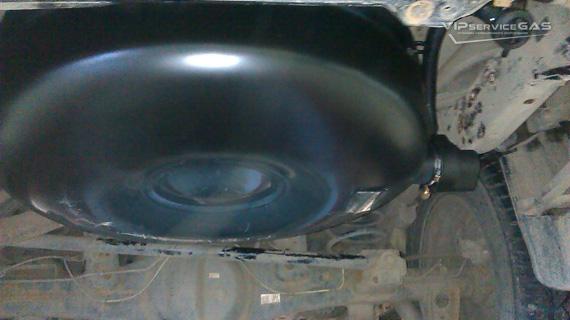 Установка гбо на Тойота Ленд Крузер 200 4.6